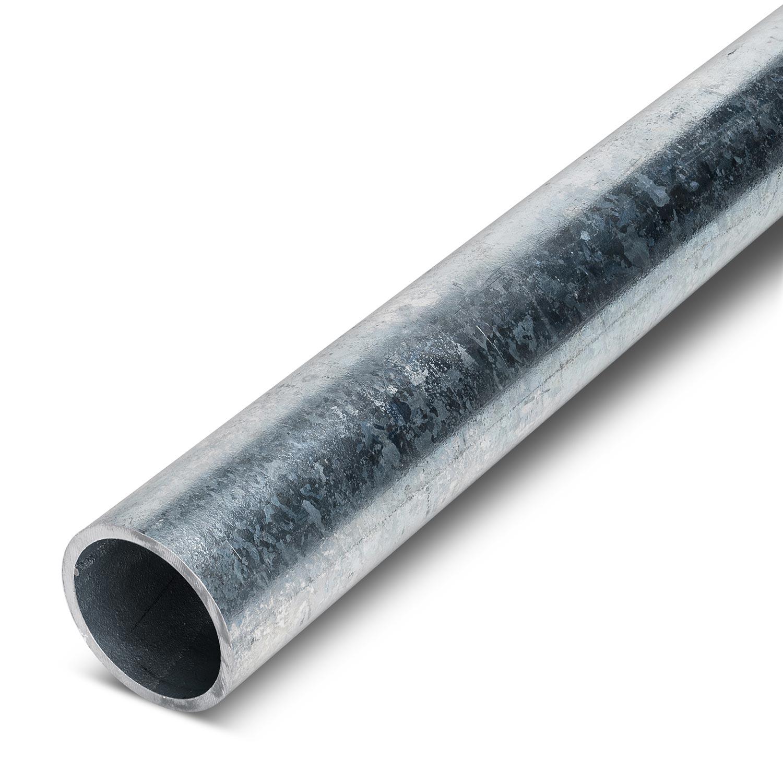 Stahlrohr verzinkt Konstruktionsrohr Rundrohr verzinkt /Ø 6,00mm bis /Ø 76,1mm bis 2 Meter L/änge frei w/ählbar /Ø 6 x 1mm 500mm