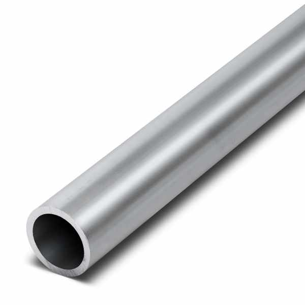Rundrohr Aluminium EN AW-6060