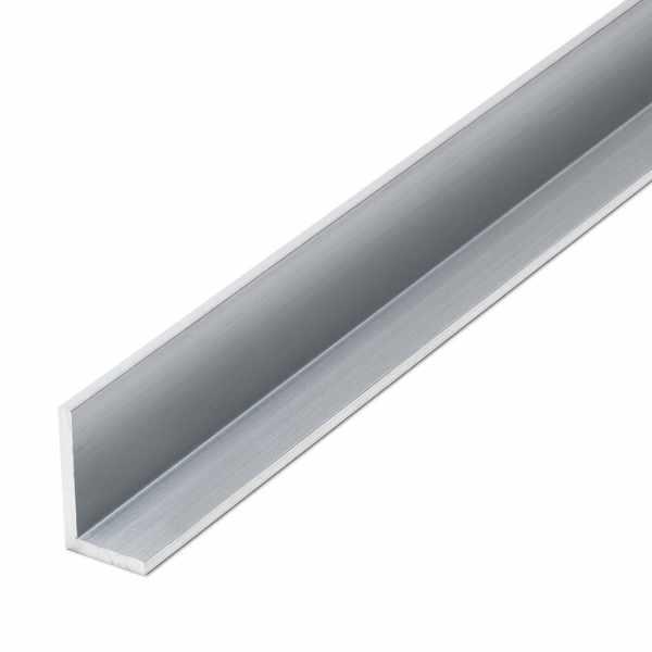 Aluminium Winkelprofil ungleichschenklig EN AW-6060