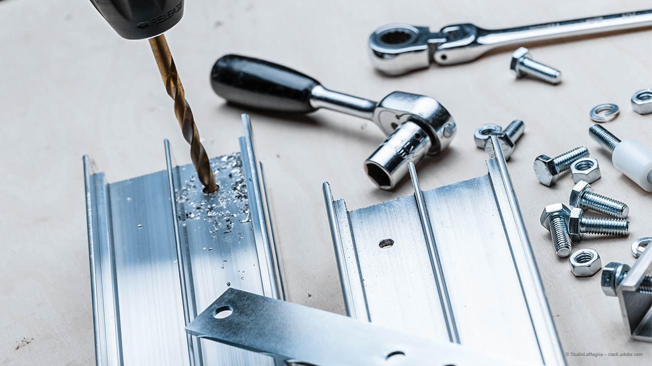 Aluminium schrauben oder nieten