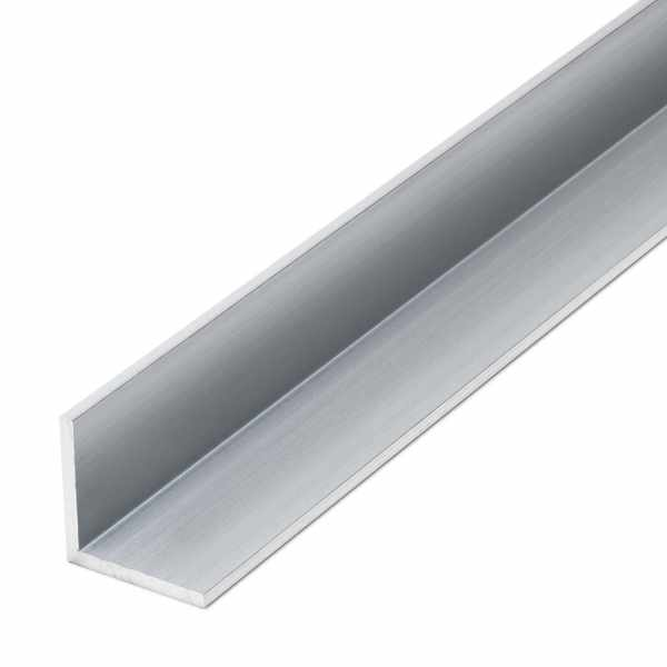 Aluminium Winkelprofil gleichschenklig EN AW-6060