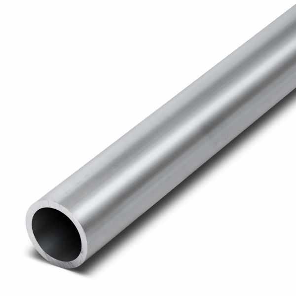 Aluminium-Rundrohr