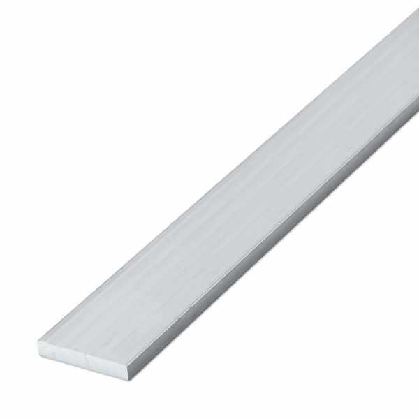 Aluminium Flachprofil EN AW-6060