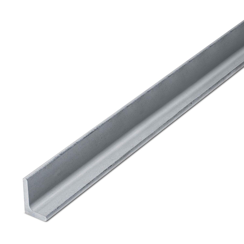 VA Winkel Edelstahl V2A Winkeleisen Oberfl/äche blank L/änge 1000 mm Abmessungen 50 x 50 x 5 mm