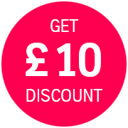 Promotion £10 discount