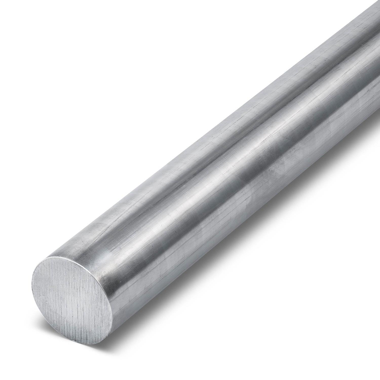 Stange Ø32-55mm Stahl Rundstab Stab Fe Rundmaterial /<2 Meter