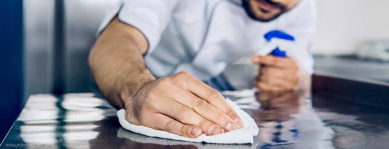 Tipps Zur Reinigung Und Pflege Von Edelstahl Materials4me