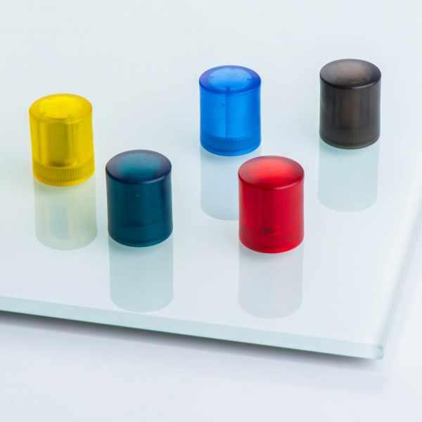 Neodym Zylindermagnet für Glasboard